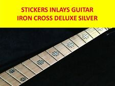 FRET MARKERS INLAY GUITAR IRON CROSS DELUXE VISIT OUR STORE WITH MORE MODELS