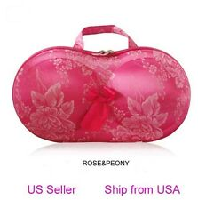 Women Portable Protect Bra Underwear Lingerie Case Travel Organizer Bag #8