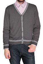 Unifarbene Herren-Pullover & -Strickware mit V-Ausschnitt aus Kaschmir