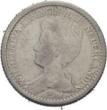 Niederlande 25 Cent 1912 3,5 g  #IAS81