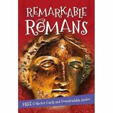 It's all about... Remarkable Romans, Kingfisher, New Book