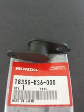 HONDA OEM EXHAUST HEAD PIPE RUBBER MOUNT STAY CR 80 85 125 250 500 250R 500R