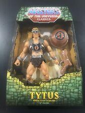TYTUS - MOTUC, MOTU, MASTERS OF THE UNIVERSE CLASSICS
