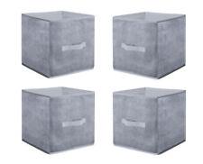 aufbewahrungsboxen f r den wohnbereich aus pappe ebay. Black Bedroom Furniture Sets. Home Design Ideas