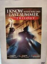 I Know What You Did Last Summer - Trilogy (DVD, 2006) - NEW!!
