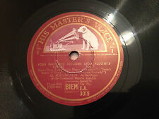 "AL BOLLINGTON (Organ) ""Your Favourite Melodies From Puccini's Operas"" 78rpm NM"
