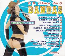 A Ritmo de Bandas Banda Rafaga,Banda Machos,Banda Zeta,Juan Valentin,Luno Lujan