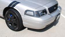 CROWN VICTORIA VIC GRAND SPORT STRIPES DECALS P71 POLICE INTERCEPTOR LX SPORT