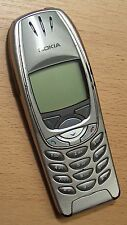 Guterhaltenes Nokia 6310i in Argento | 1 Anno di Garanzia | simlockfrei