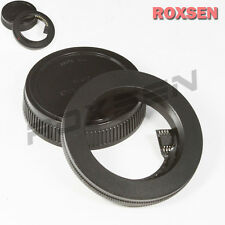 AF confirm adapter for M42 screw Lens to Olympus 4/3 E520 E620 E510 E420 black