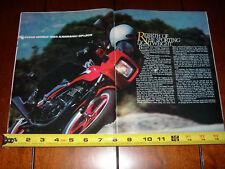1983 KAWASAKI GPZ 305 - ORIGINAL ARTICLE