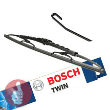 Bosch Twin escobillas limpiaparabrisas 530mm para delante 3397004584