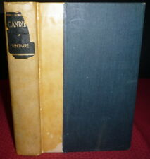 Candide & Zadig by Voltaire, 1929  LtdEd 1/150, Howard Simon SIGNED Engraving