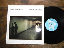 """DIRE STRAITS walk of life 12"""" 1984 DSTR 1212 N/Comme neuf"""