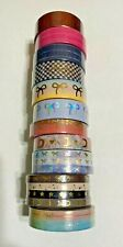 17 Rolls of Simply Gilded Washi Tape Nip