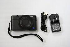 Sony Cyber-Shot DSC-RX100 20.2MP Camera /w Carrying Case