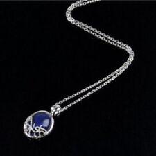 Anti-sunlight Lapis Lazuli Pendant Necklace Cute Movie Vampire Diaries Katherine
