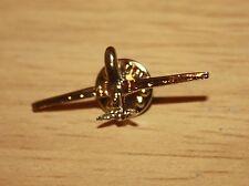 NEW GLOBAL HAWK Pin Tie Tack RQ4 Northrop Grumman US Air Force Jewelry