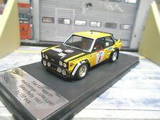 FIAT 131 Abarth Rallye East Safari Africa #8 Colinge 1981 Scala43 Trofeu 1:43