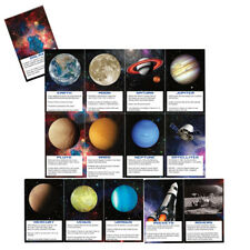 Space Party Fact Cards | Space Party Bag Fillers | Space Teacher Rewards