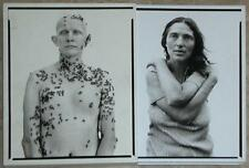 RICHARD AVEDON ~ PORTRAITS ~ 2nd PRINT ~ ACCORDION STYLE ~ 4 COVERS W/ SLIPACASE