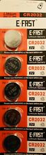 20 x CR2032 3V LITHIUM BUTTON COIN CELL BATTERY, NEW, SEALED, EXPIRY 12/2025