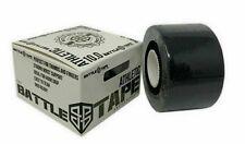 BATTLETAPE Jet Black Athletic Finger Tape 3.8cm x 10m For CrossFit Weightlifting