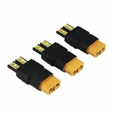 IFLYRC TRX Male to XT60 Female connector RC Wireless Charger Adapter Lipo 3 pcs
