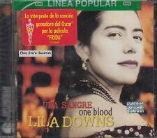 Lila Downs One Blood Una Sangre CD New Nuevo Sealed
