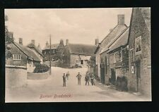 Dorset BURTON BRADSTOCK + locals pre1919 PPC