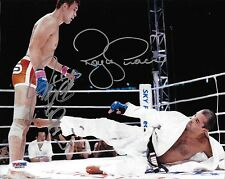 Kazushi Sakuraba & Royce Gracie Signed 8x10 Photo PSA/DNA Pride Grand Prix 2000