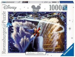 Ravensburger Disney Collector's Edition 1940 Fantasia 1000pc Jigsaw Puzzle