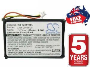 361-00056-00 3.7V 1200mAh GPS Battery for Garmin Nuvi 30 50 50LM 55LM 55LMT