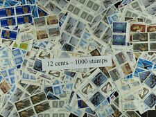 Weeda Canada Postage Lot of 1000x12c stamps, mostly NH, $120 Face Value, useful!