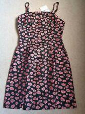 BNWT Glamorous Women's Leopard Pink Dress Size 8 RRP £42