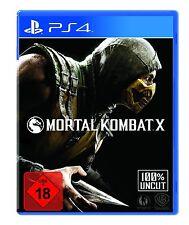 PS4 Spiel Mortal Kombat X dt. Version NEUWARE