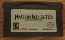 Final Fantasy Tactics Advance - Game Boy Advance - Cartridge Only - Authentic!
