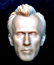 """1/6 scale unpainted action figure head sculpt t-bag prison break enterbay 12"""""""