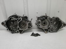 1985 Yamaha YZ125 Crankcases Crankcase Right Left Case Cases YZ 125 85