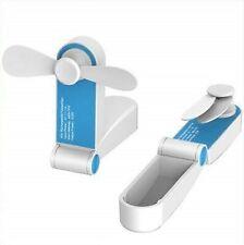 Maeline Mini Handheld Fan Personal Portable Desk Stroller Table Fan with USB ...