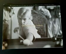 """1998 OLHAUSEN Pool Tables """"The Best in Billiards"""" Catalog 22 pages 11"""" x 8.5"""""""