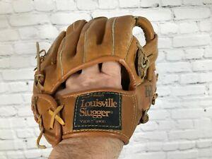 """LOUISVILLE SLUGGER LSG26 12.5"""" Graig Nettles Leather Baseball Glove Mitt RH"""