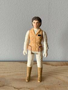 PRINCESS LEIA HOTH OUTFIT (NO GUN) vintage Star Wars figure Kenner 1980