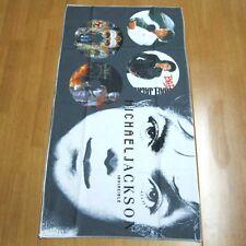 Michael Jackson Handtuch,kopfkissen Decke 75cm x 40cm für MJ Fans 0572
