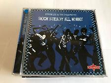 BYRON LEE & THE DRAGONAIRES - ROCK STEADY ALL NIGHT NR MINT CD Reggae Ska