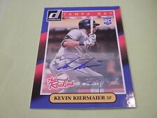 "2014 Panini ""The Rookies"" KEVIN KIERMAIER Scarce RC Auto Card //Get It Now!!"