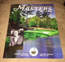 (NEW) The Masters Journal 2017 - The Official Program 2017 Master's Tournament