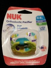 Nuk Pacifier 0-6 Months Silicone BPA Free DUCK