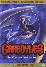 Gargoyles: The Complete First Season (2-Disc Special Edition Animated DVD Set)