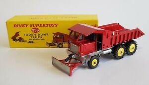 Very Rare Dinky Supertoys No. 959, Foden Dumper Truck, - Pristine Mint Condition